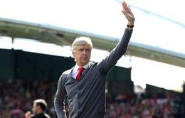 Chùm ảnh: Trận thắng cuối cùng của HLV Wenger với Arsenal