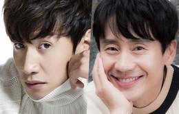 Lee Kwang Soo và Shin Ha Kyun trở thành cặp bài trùng