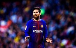 Messi giành Chiếc giày vàng năm thứ 2 liên tiếp?