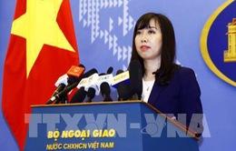 Việt Nam lên án các vụ tấn công khủng bố tại Indonesia