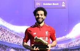 """Salah giành danh hiệu """"Vua phá lưới"""" giải Ngoại hạng Anh"""