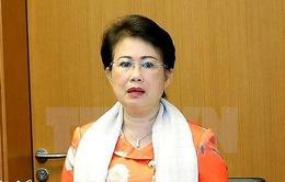 Miễn nhiệm tư cách đại biểu Quốc hội của bà Phan Thị Mỹ Thanh