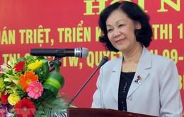 Đoàn kiểm tra của Bộ Chính trị làm việc tại Phú Yên về thực hiện Nghị quyết trung ương 4