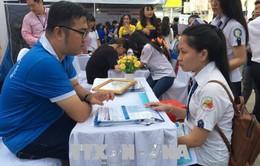 TP.HCM: Ngày hội tư vấn hướng nghiệp thu hút hàng nghìn học sinh tham dự