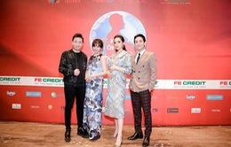 Trấn Thành - Hari Won vác bụng bầu ra mắt show Khi đàn ông mang bầu