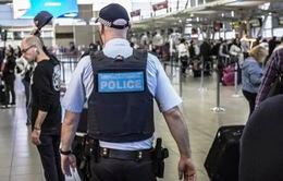 Australia tăng cường an ninh sân bay