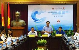 """Chiến dịch bảo vệ môi trường """"Biển Việt Nam xanh"""" tại 5 tỉnh miền Trung"""
