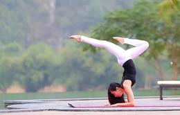 Trực tiếp Thế hệ số 18h30 (15/5): Refresh cuộc sống cùng cô gái Vàng của Yoga Việt Nam