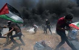 Bạo lực đẫm máu trong ngày Mỹ khai trương Đại sứ quán tại Jerusalem