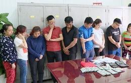Thanh Hóa: Triệt xóa đường dây tổ chức đánh bạc dưới hình thức lô đề qui mô lớn