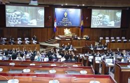 Campuchia kết thúc thời hạn đăng ký tranh cử