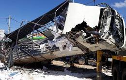 Tập trung cứu chữa nạn nhân vụ tai nạn đặc biệt nghiêm trọng trên Quốc lộ 20
