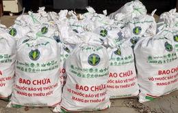 Giảm nhanh thuốc bảo vệ thực vật độc hại