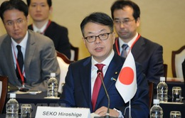 Nhật Bản ấn định thời điểm tổ chức cuộc họp cấp Bộ trưởng về RCEP