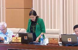 Ủy ban Thường vụ Quốc hội cho ý kiến về Báo cáo giám sát việc giải quyết kiến nghị của cử tri