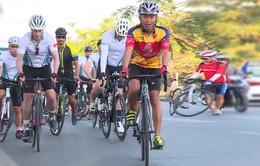 """""""Đạp xe vì ánh sáng ngày mai"""" xuất phát tại thành phố Huế"""