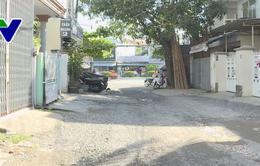 Nha Trang: Một con đường mở rộng 5 năm vẫn chưa hoàn thành