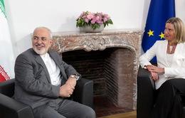EU và Iran họp bàn tìm cách cứu vãn thỏa thuận hạt nhân
