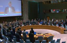 Hội đồng Bảo an họp về xung đột giữa Israel và Palestine