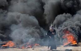 Đụng độ Palestine, Israel ở khu Bờ Tây