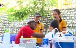 Trao gần 1000 thiết bị cho trẻ khiếm thính tại 5 tỉnh Nam Trung Bộ