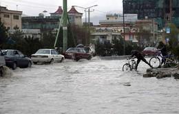 Lũ lụt gây thiệt hại nặng nề tại Afghanistan
