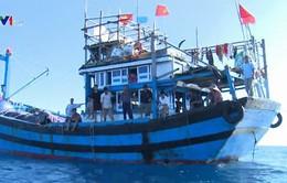 Tuyên truyền đánh bắt thủy sản đúng pháp luật