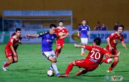 ẢNH: Hoà kịch tính, CLB Hà Nội vượt qua HAGL tiến vào bán kết Cúp Quốc gia