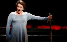 """Giọng ca soprano người Thụy Điển Nina Stemme đoạt giải """"Nobel nhạc cổ điển"""""""