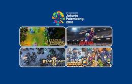 ASIAD 2018: Hé lộ lý do 6 tựa game Esports được lựa chọn thi đấu