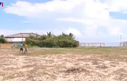 Lộn xộn quản lý đất ven biển Quảng Nam