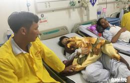 Nghệ An: Tắm ở bể bơi, một phụ nữ bị điện giật