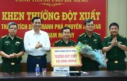 Đà Nẵng: Phá thành công chuyên án mua bán, tàng trữ số lượng lớn ma túy