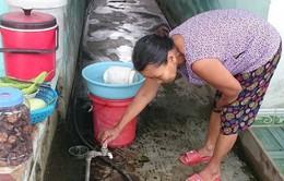 Thiếu nước sinh hoạt mùa nắng nóng