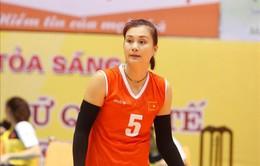 Vị trí phụ công - Nỗi lo của bóng chuyền nữ Việt Nam