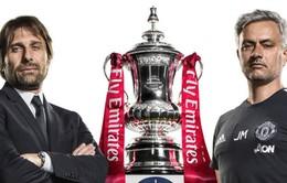 20 số liệu thống kê trước trận chung kết FA Cup: Lịch sử gọi tên Man Utd, Mourinho và Sanchez?