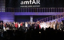 Gala gây quỹ từ thiện cho người nhiễm HIV/AIDS tại LHP Cannes