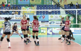 Giải bóng chuyền Cúp VTV9 Bình Điền: Giang Tô (Trung Quốc) nghẹt thở giành ngôi đầu bảng B