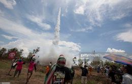 Lễ hội bắn pháo cầu mưa của Lào