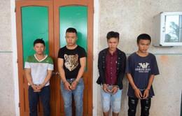 Hà Tĩnh: Bắt giữ 4 đối tượng chặn ô tô trên quốc lộ cướp tài sản