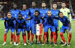 ĐT Pháp công bố danh sách 23 cầu thủ đến Nga: Lacazette, Martial bị loại