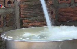 Đắk Nông: Nước sinh hoạt bị nhiễm bẩn nghiêm trọng