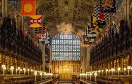 Hoàng gia Anh tất bật chuẩn bị cho đám cưới cổ tích