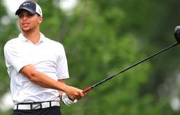 Stephen Curry muốn tổ chức 1 giải PGA trong tương lai