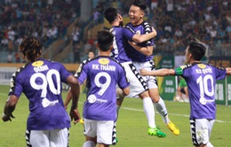 Nguyễn Thành Chung - Cầu thủ đặc biệt của CLB Hà Nội