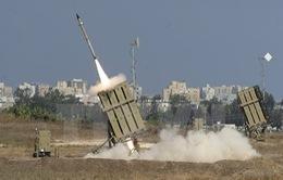 """Israel xây """"mạng lưới tên lửa"""" ở khu vực biên giới với Jordan"""