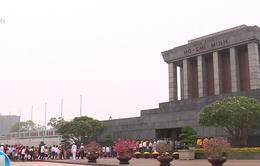Nhiều hoạt động tưởng nhớ công ơn Chủ tịch Hồ Chí Minh