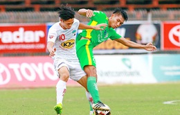Lịch thi đấu và trực tiếp Nuti Café V.League hôm nay, 19/5: SHB Đà Nẵng - CLB TP Hồ Chí Minh, XSKT Cần Thơ - HAGL