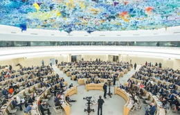 LHQ họp phiên đặc biệt về tình hình nhân quyền tại Palestine