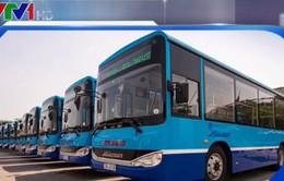 Hà Nội thí điểm xe bus nhiên liệu sạch từ ngày 1/7